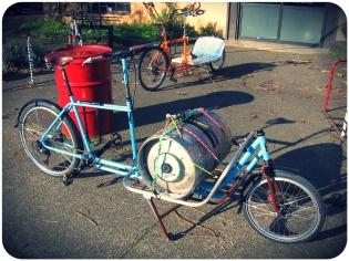 a utilitarian bike